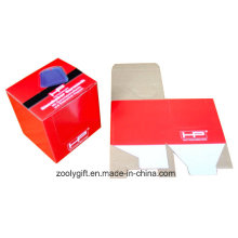 Customized Logo Printing Corrugated Paper Foldable Packing Boxes