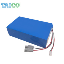 Power 36v 80ah Lifepo4 Rechargeable Deep Cycle Battery Pack For Smart Robot Device
