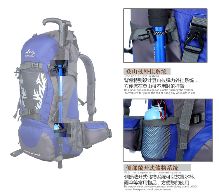 Light Weight Backpack Bag
