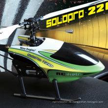 Neun Eagles Solo Pro 228P 4CH Einzelpropeller RC Hubschrauber