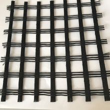 PVC Coated Warp Knitted Polyester Biaxial Geogrid