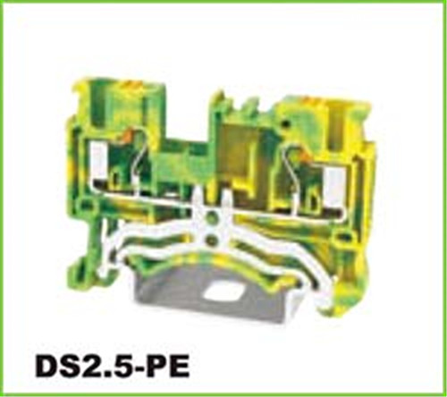 Push-in DIN Rail Terminal Blocks