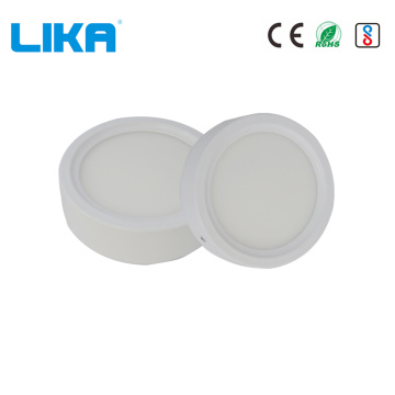 Wide Edge 7W Round Surface Mounted Panel Light