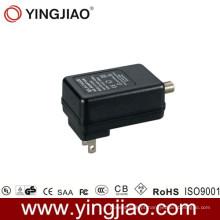 Adaptador de energia DC de 18W para CATV