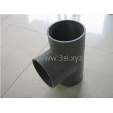 Тройник ПВХ Sch40 круглые пластиковые фитинги