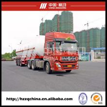 China Fornecimento e comercialização de semi-reboque de tanque líquido (HZZ9408GHY) para compradores