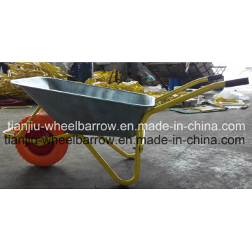 Wheelbarrow for Dubai Market Wb5009