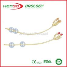 Double Balloon Latex Foley Catheter