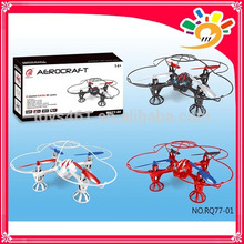 RQ77-01 2.4g 4-axis ufo aircraft quadcopter rc flying toys ufo