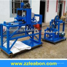 Leabon Supply 250kg / H utilizó el precio de la máquina de las lanas de madera