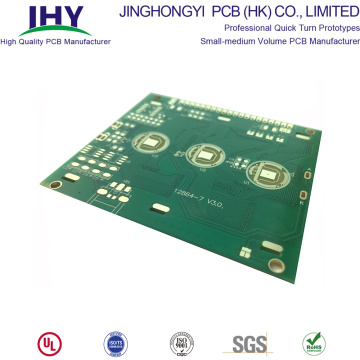 Fr4 94V0 RoHS PCB Board Gold Enig Multilayer HDI PCB Board