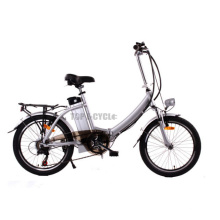 Vente chaude 36 V 10Ah Chine petit vélo électrique pliant