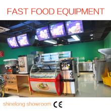 O equipamento da série inteira Fast Food