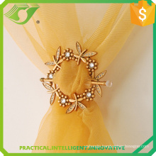 wholesale curtain accessories / flower curtain Tieback Buckles for window shade