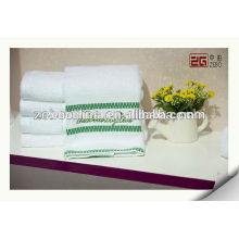 100% Cotton High Quality Customized White Wholesale Bath Towels