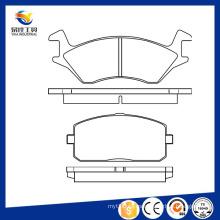 Piezas de chasis de venta caliente de piezas de freno delantero Gdb234 / 20605/0446510011