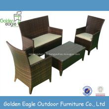 Chaises populaires de rotin de plage de meubles de jardin