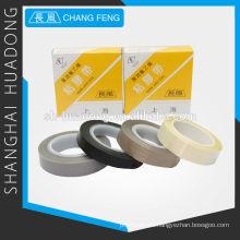 Alto sellado PTFE rollo de cinta adhesiva para sellado de bolsa