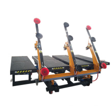 Automatic glass loading and breakout table machine 3660x2440mm