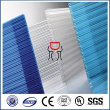 Feuille de polycarbonate multicouches 12 mm / 14 mm / 16 mm pour feuille de toiture