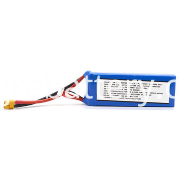 high discharge battery
