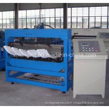 Machine de sertissage horizontale