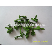 Customize various color metal crafts with metal cotter pin