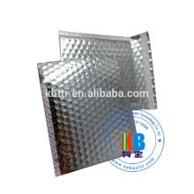 конверт с пузырьками VMPET из серебристого металла