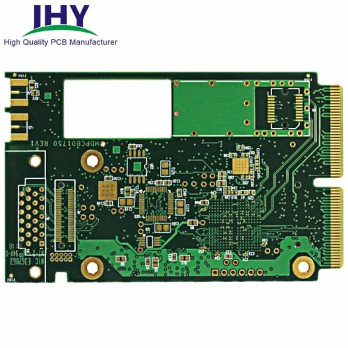High-density Fr4 Based Multilayer Goldfinger Circuit Board