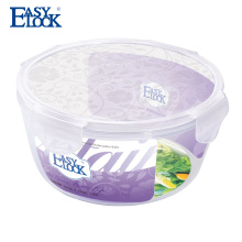 Eco-friendly pp plastic fruit storage bowl