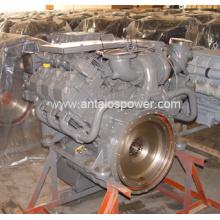 Motor diesel de Deutz 500kw refrigerado por aire Bf8m1015cp-G5