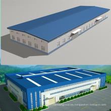 Steel Structure House Prefab Edificios de metal