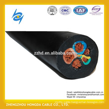 Flexible Rubber Sheath Electrical Cable for General Purposes