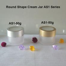 Round Shape Cream Jar AS1
