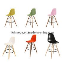 Chaises de barre élevées en plastique économiques (FOH-BCC07-1)