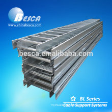 NEMA Cable Ladder 600mm Width 2.5T Manufacture In Zhenjiang City