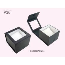 Luxury PU Leather Watch Box Watch Packaging Box Wholesale