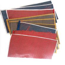 Rouleau de tissu en fibre de carbone sergé Fibra