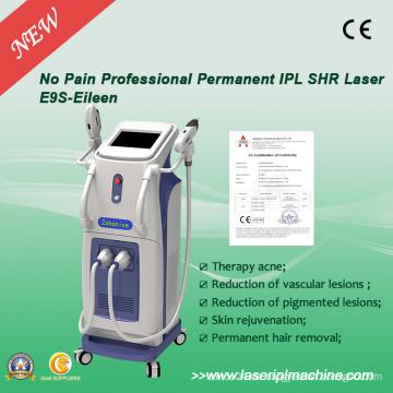 IPL Elight & Q-Switch ND YAG Laser Maschine für Tattooentfernung