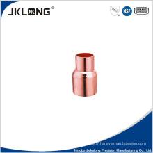 J9002 couplage réducteur de cuivre avec arrêt cc 1 pouce en cuivre
