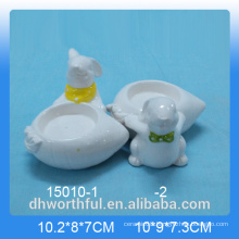 Rabbit series egg cup for Easter decoration