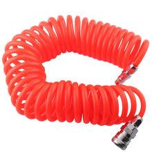 10x6.5mm PU Air Hose Recoil Polyurethane Spiral Tube