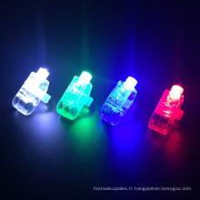faisceau laser à doigts led pour festival