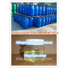CAS NO: 6197-30-4 / absorventes de UV Octocrylene