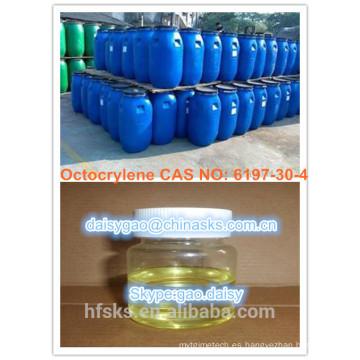 CAS NO: 6197-30-4 / Absorbentes UV Octocrylene
