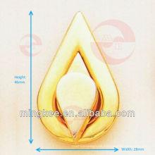 Wassertropfen Twist Turn Lock für Handtasche (R8-142A)