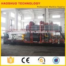 Kontinuierliche Extrusionspressmaschine für Aluminiumprofile