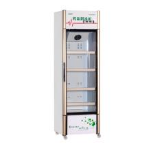 Высокое качество покрытия стеклянные двери медицина хранения холодильник