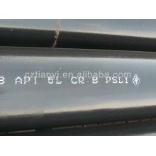 API Spec 5L GrB Kohlenstoffstahl nahtloses Rohr ANSI B36.10