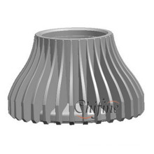 Customized Aluminum Housing Heat Sink